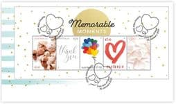 25/01/2021 Australia FDC Special Occasions 2021: Memorable Moments miniature sheet